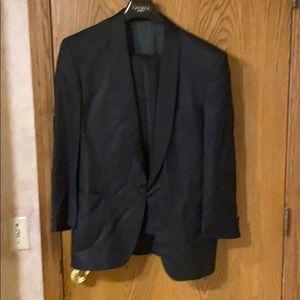 V2 by Versace Black Tuxedo Size 50 R